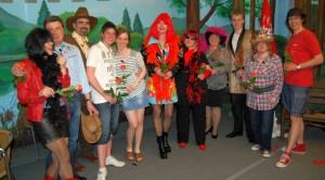 Die Theatercrew 2010
