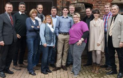 Die Theatercrew 2012