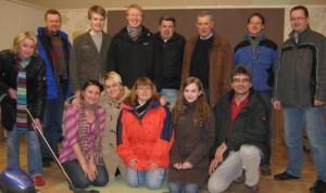 Die Theater-Crew 2009, Bild:Kreutz