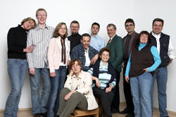 Die Darsteller 2006